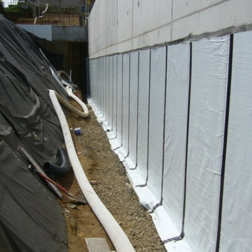 Bentonite Waterproofing Membrane : Volclay swelltite bentonite waterproofing membrane systems